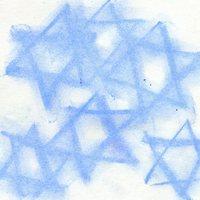 B bullets 4 blue stars on white aa-img026_cr