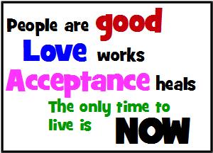 Logo People are Good V4 bold colour
